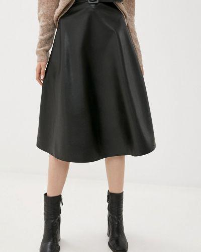 Черная юбка свободного кроя Twist & Tango