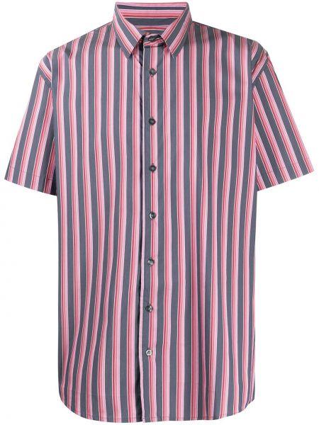 Классическая рубашка с короткими рукавами на пуговицах Not Guilty Homme
