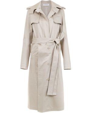 Пальто с поясом Gloria Coelho