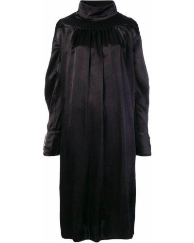 Платье миди шелковое Atelier Bâba