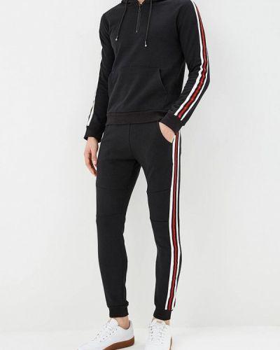 Черный спортивный костюм Aarhon