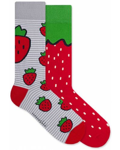 Разноцветные носки Nanushki