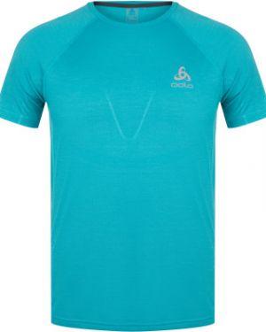 Спортивная приталенная футболка Odlo