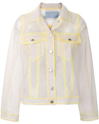 Нейлоновая куртка с манжетами Viktor & Rolf