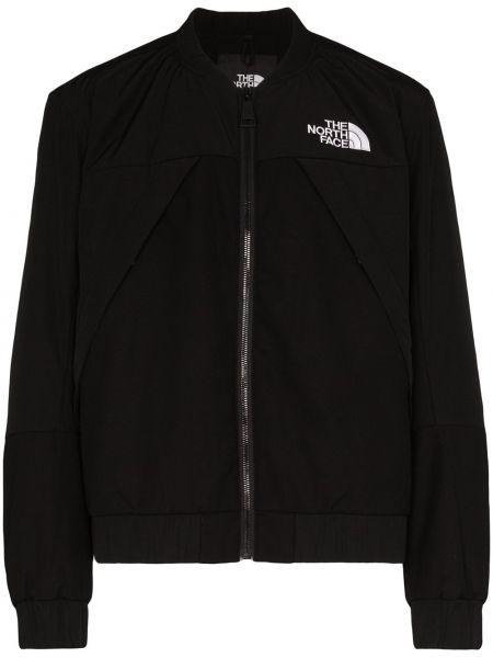 Czarna długa kurtka bawełniana z długimi rękawami The North Face Black Series