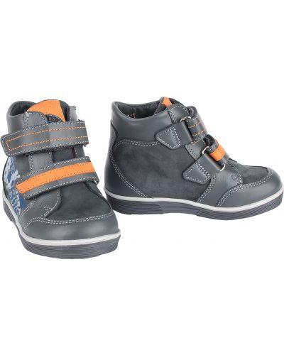 Ботинки серые El Tempo
