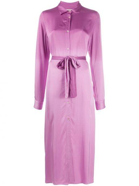 Платье на пуговицах платье-рубашка Forte Forte