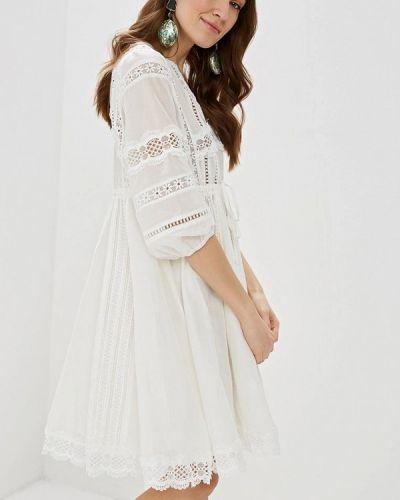 Платье - белое Lusio