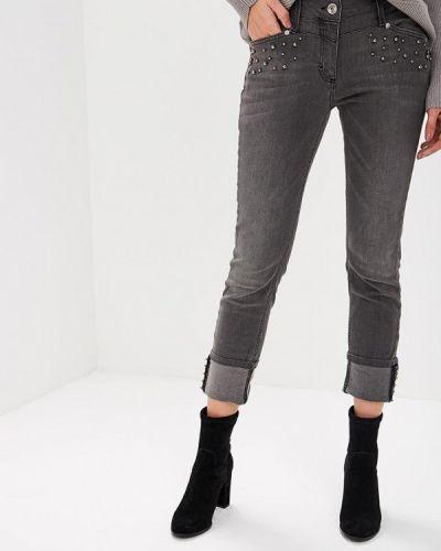 Серые джинсы Betty Barclay