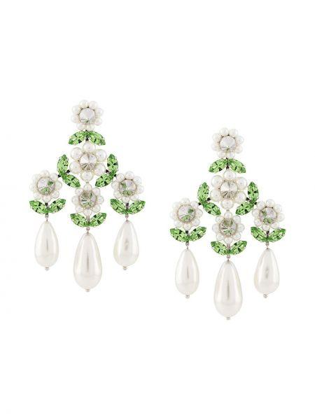 Kolczyki ze sztyftem kolczyki pierścionki z perłami Simone Rocha