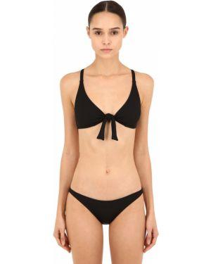 Бикини - черный Solid & Striped