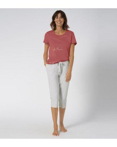 Różowa piżama Triumph