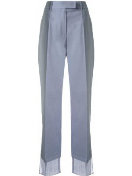 Spodni garnitur kostium niebieski Goen.j