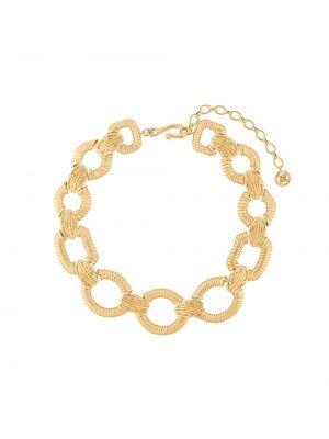 Золотистая желтая цепочка Givenchy Pre-owned