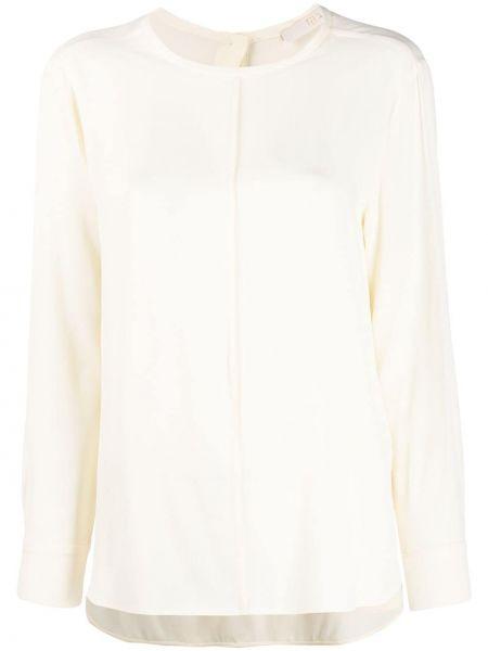 Блузка с длинным рукавом в полоску батник Tela
