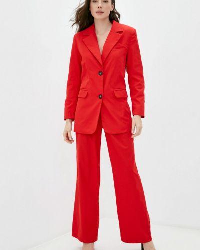 Хлопковый костюм - красный Fresh Cotton