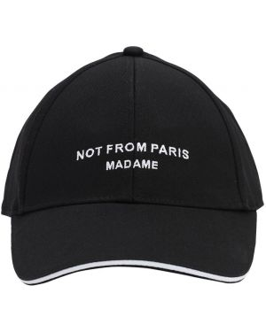 Czarny kapelusz Drole De Monsieur