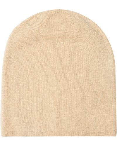 Вязаная шапка бини кашемировая Tegin