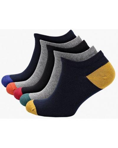 Черные укороченные носки Marks & Spencer