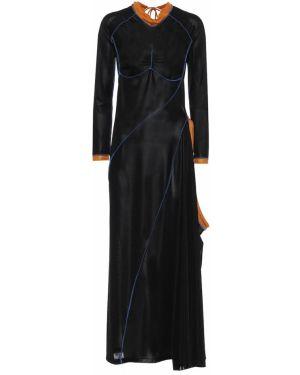 Платье миди сетчатое классическое Y Project