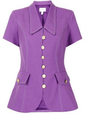 Пиджак короткий - фиолетовый Alice Mccall