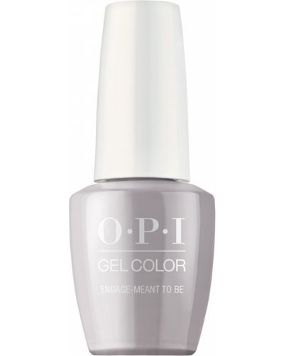 Серый лак для ногтей Opi
