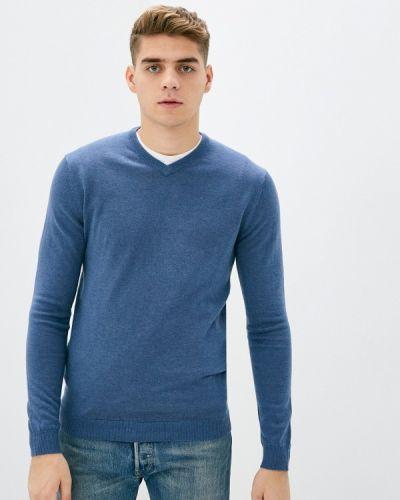 Пуловер - синий Zolla