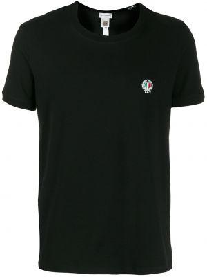 Koszula krótkie z krótkim rękawem z logo prosto Dolce & Gabbana Underwear