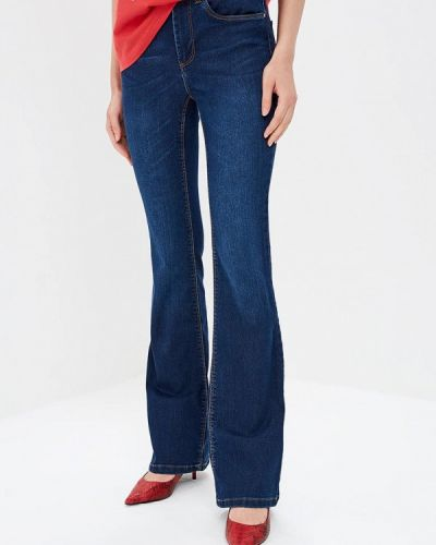 Расклешенные джинсы широкие Jacqueline De Yong
