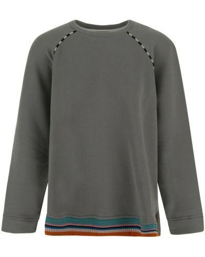 Szara bluza dresowa Missoni