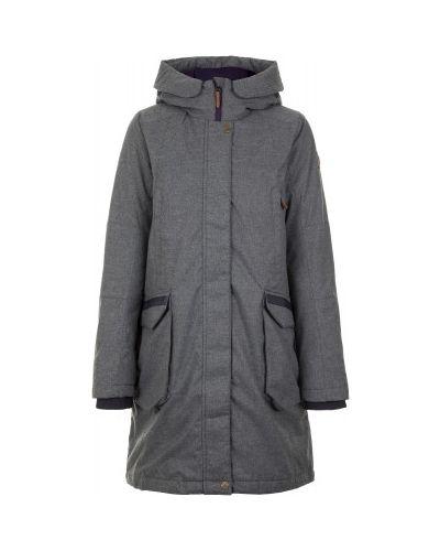 Зимняя куртка с капюшоном длинная Outventure