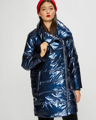 Стеганая куртка с карманами утепленная Armani Exchange