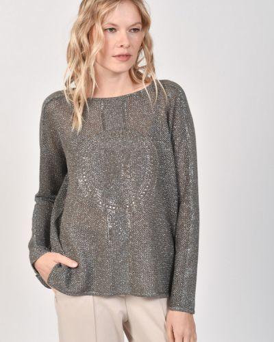 Хлопковый пуловер Monari