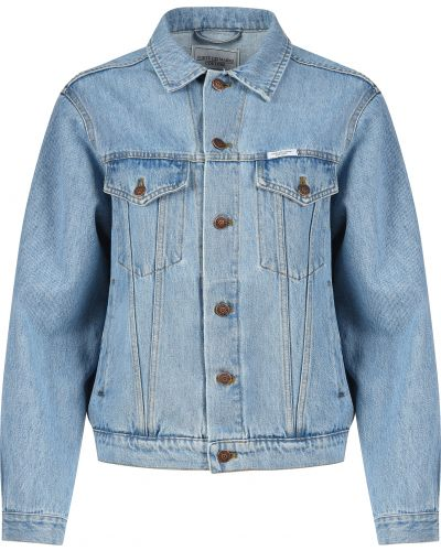Куртка весенняя голубой Forte Couture