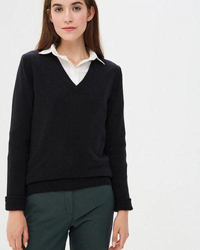 Черный пуловер United Colors Of Benetton