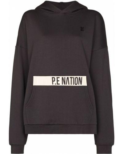 Серые спортивные брюки P.e Nation