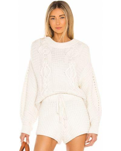 Акриловая свитер с оборками на шпильке Shona Joy