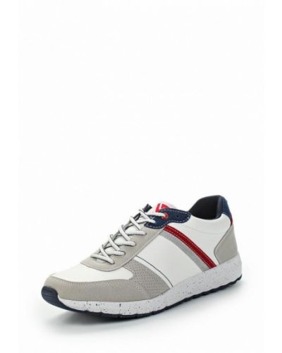 Белые кроссовки Beppi