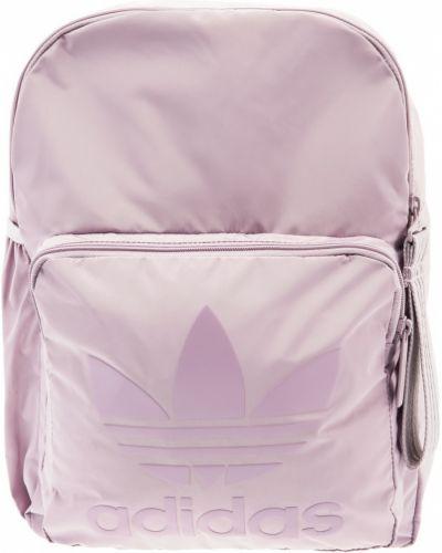 Рюкзак белый трикотажный Adidas