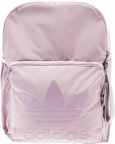 Рюкзак белый на молнии Adidas