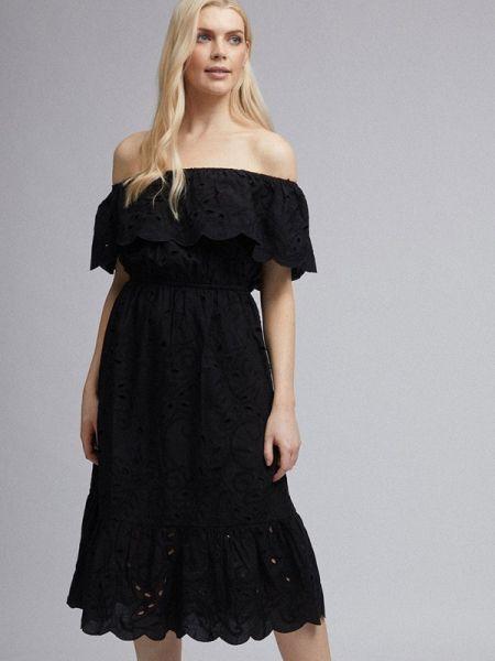 Платье - черное Dorothy Perkins
