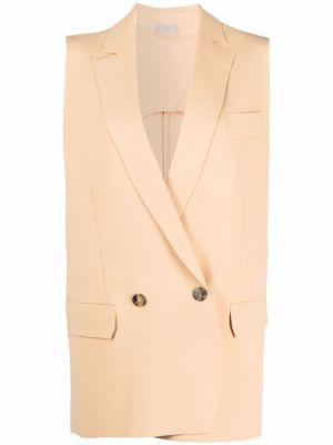 Пиджак без рукавов с карманами на пуговицах Mrz