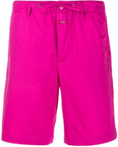 Розовые шорты с карманами Closed
