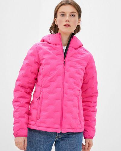 Утепленная розовая куртка Icepeak