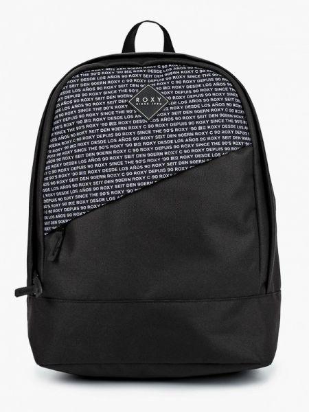 Текстильный черный рюкзак Roxy