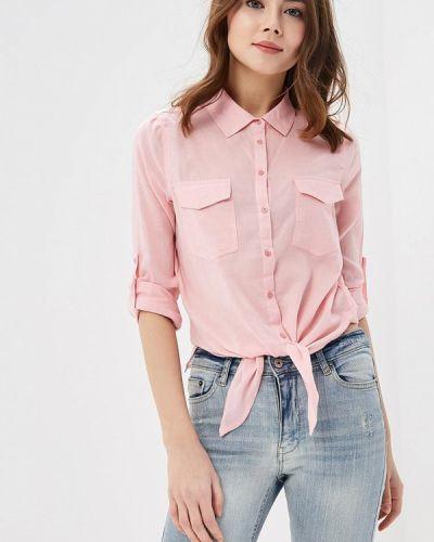 Розовая рубашка Jennyfer