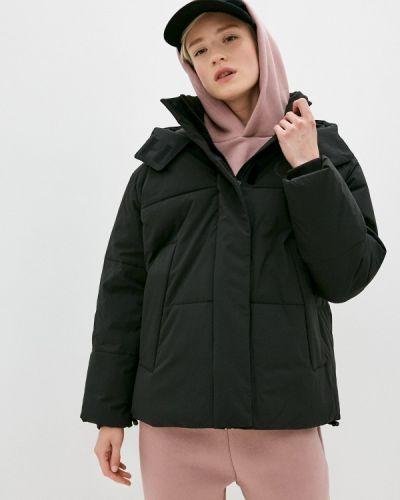 Утепленная черная куртка Calvin Klein Jeans