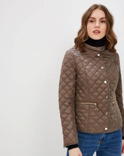 Утепленная куртка демисезонная весенняя Zarina