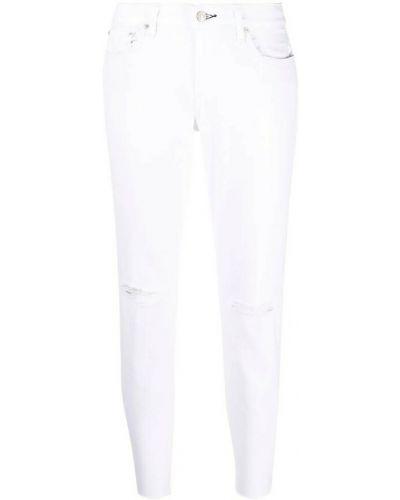 Mom jeans - białe Rag & Bone