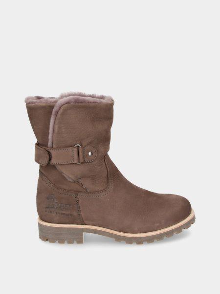 Ботинки с мехом - серые Panama Jack